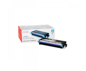 Fuji Xerox DocuPrint C3290FS (CT350568) Cyan Genuine Original Printer Toner Cartridge
