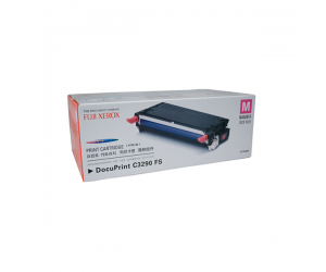 Fuji Xerox DocuPrint C3290FS (CT350569) Magenta Genuine Original Printer Toner Cartridge