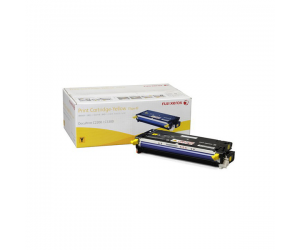 Fuji Xerox DocuPrint C3300DX (CT350673) Standard Capacity Yellow 4K Print Yield Genuine Original Printer Toner Cartridge