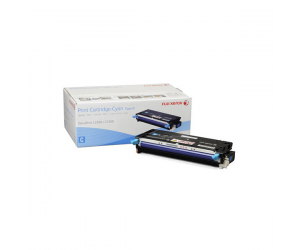 Fuji Xerox DocuPrint C2200 (CT350675) High Capacity Cyan 9K Print Yield Genuine Original Printer Toner Cartridge