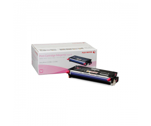 Fuji Xerox DocuPrint C3300DX (CT350676) High Capacity Magenta 9K Print Yield Genuine Original Printer Toner Cartridge