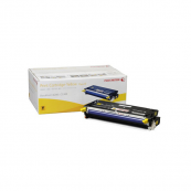 Fuji Xerox DocuPrint C3300DX (CT350677) High Capacity Yellow 9K Print Yield Genuine Original Printer Toner Cartridge