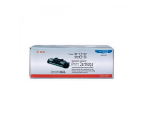 Fuji Xerox Phaser 3124 (CWAA0759) Black Genuine Original Printer Toner Cartridge