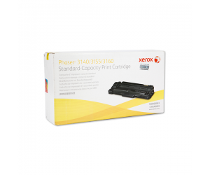 Fuji Xerox Phaser 3160 (CWAA0805) Black Genuine Original Printer Toner Cartridge