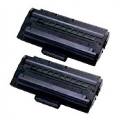 TonerGreen Phaser 3116 (CWAA0605) Black Compatible Printer Toner Cartridge Value Pack 2X
