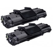 TonerGreen Phaser 3200MFP (CWAA0747) Black Compatible Printer Toner Cartridge Value Pack 2X