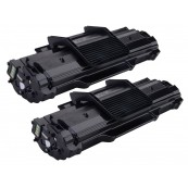 TonerGreen WorkCentre PE220 (CWAA0683) Black Compatible Printer Toner Cartridge Value Pack 2X