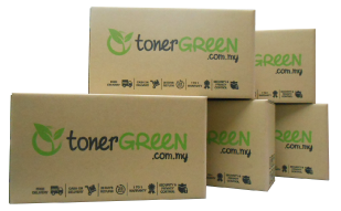 tonergreen box